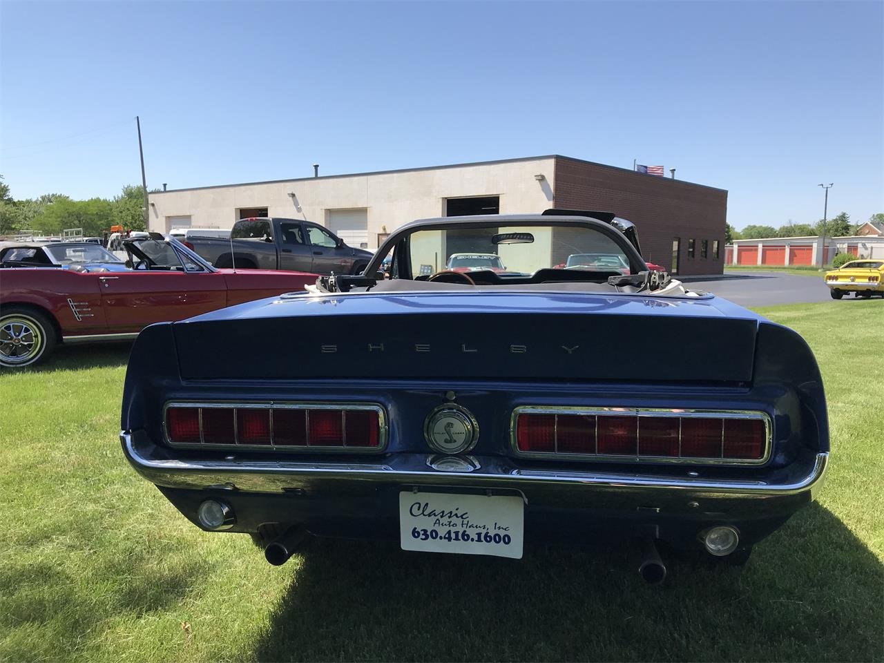 Large Picture of Classic '68 Mustang located in Illinois - $39,995.00 - NQM8