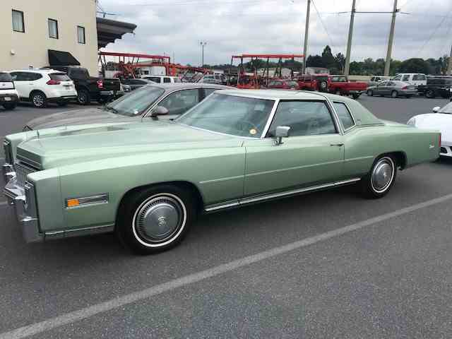 Picture of '75 Eldorado - NQMF