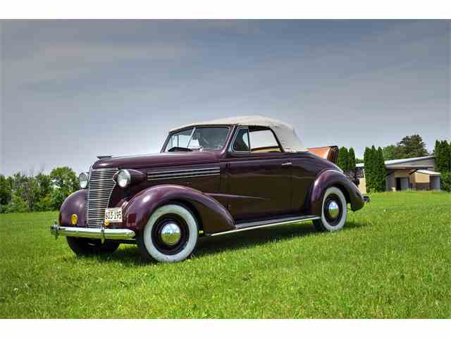 Picture of '38 Deluxe - NQMN