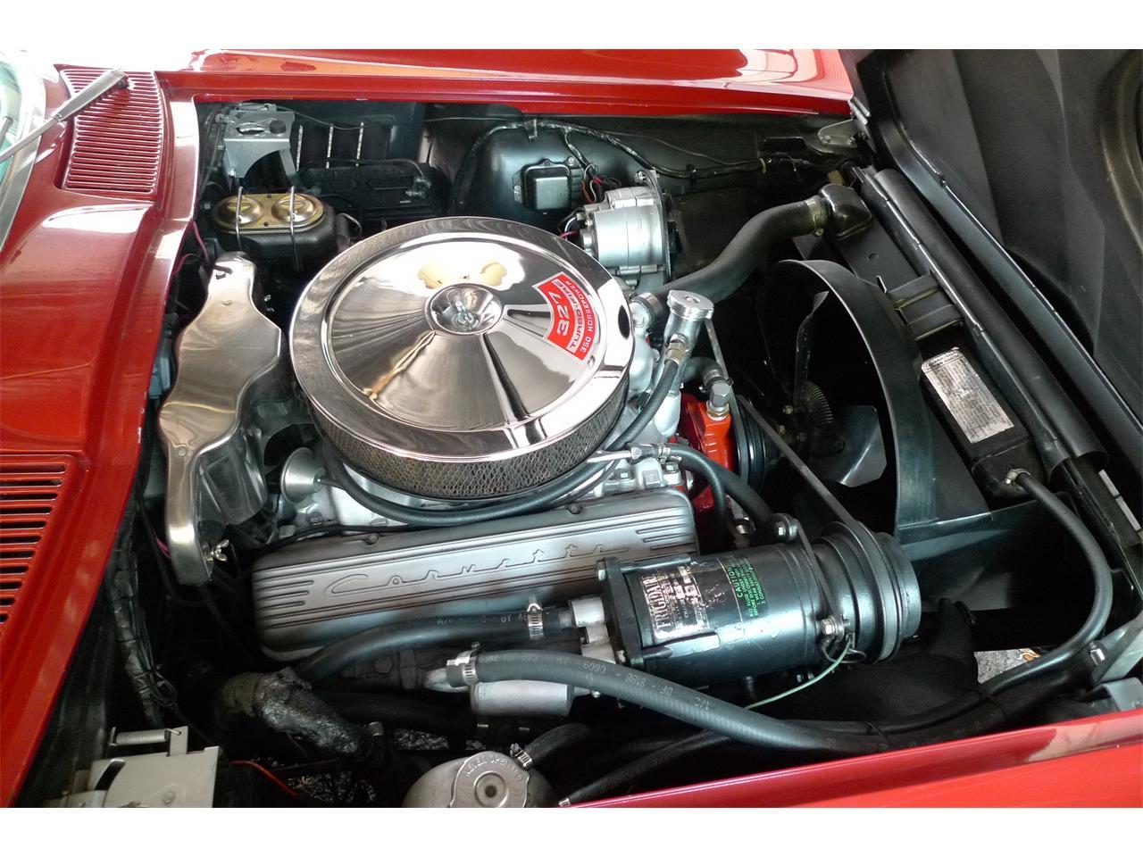 Large Picture of '67 Corvette - NQMO