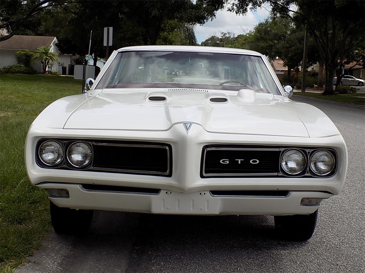 Large Picture of '68 GTO - NQNB