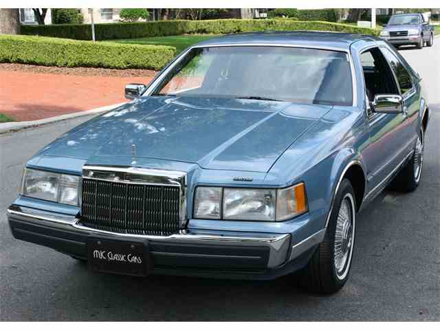 Picture of '88 Mark VII - NQND