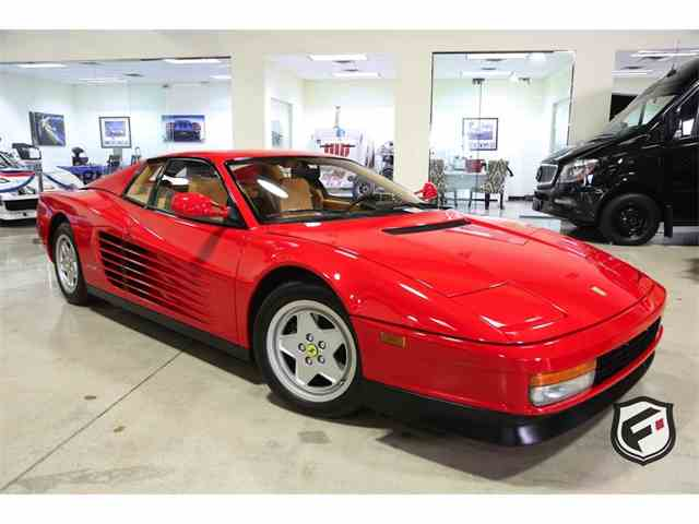 Picture of '89 Testarossa Offered by  - NLCS
