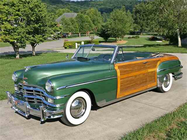 Picture of '49 Town & Country - NQNT