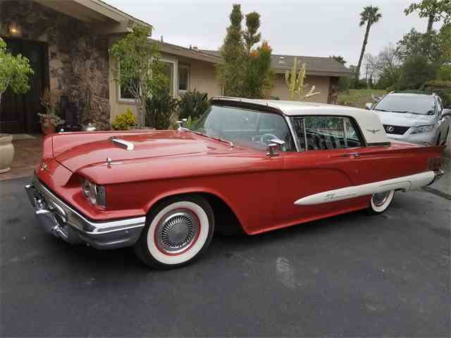 Picture of '60 Thunderbird - NQNU