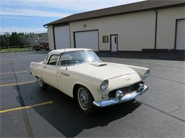 Picture of '55 Ford Thunderbird located in Manitowoc Wisconsin - $32,500.00 Offered by Diversion Motors - NQNY