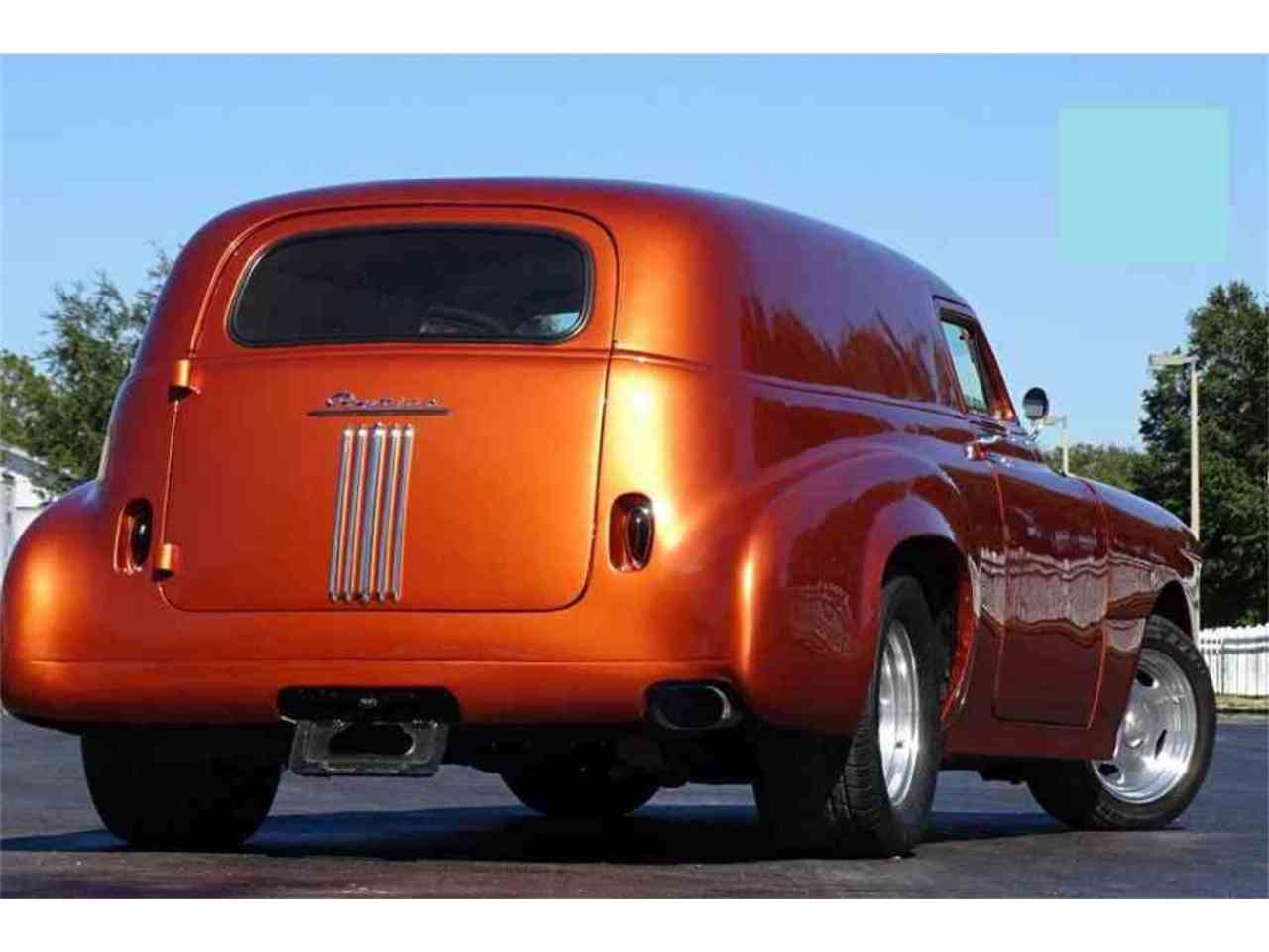 Large Picture of '51 Wagon - NQO7