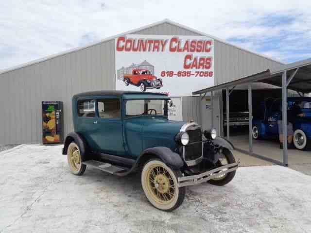 Picture of Classic 1929 Ford Model A - $10,950.00 Offered by  - NLCU