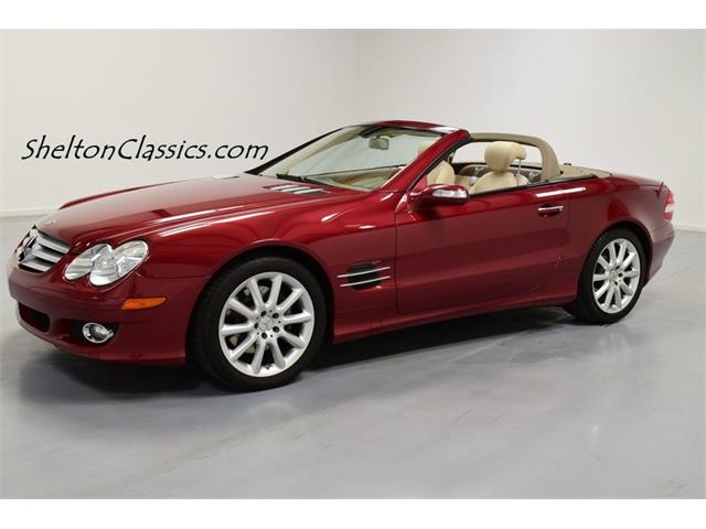 Picture of 2007 Mercedes-Benz SL550 Offered by  - NQPA