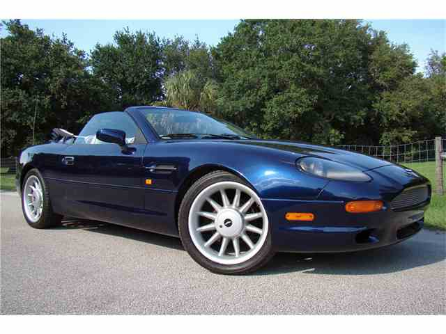 Picture of '98 DB 7 VOLANTE located in Connecticut Auction Vehicle Offered by  - NLD1