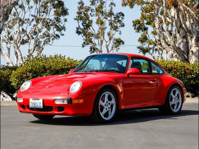 Picture of '97 911 Carrera 4S located in California Offered by  - NQQV