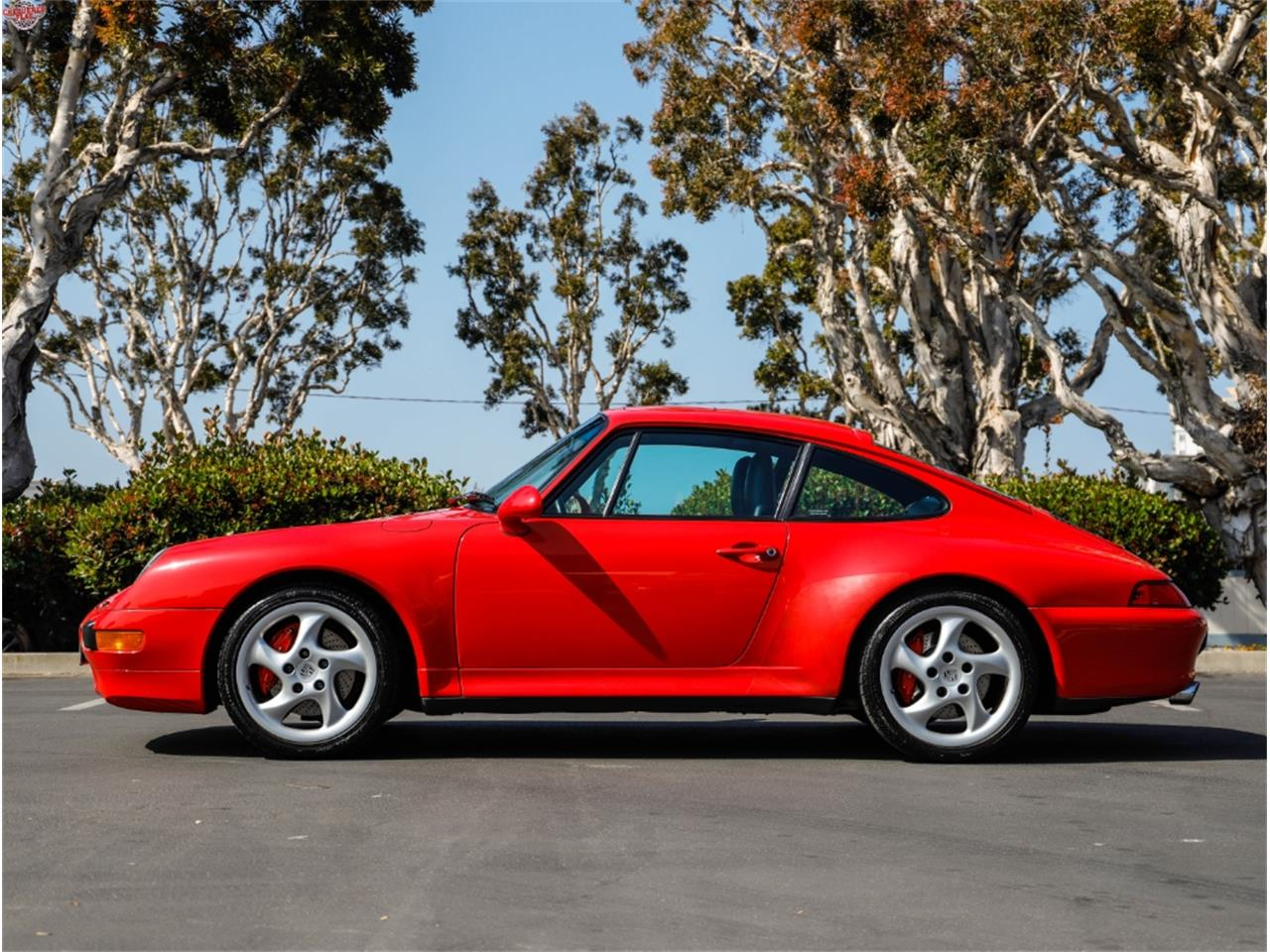 Large Picture of '97 911 Carrera 4S - NQQV