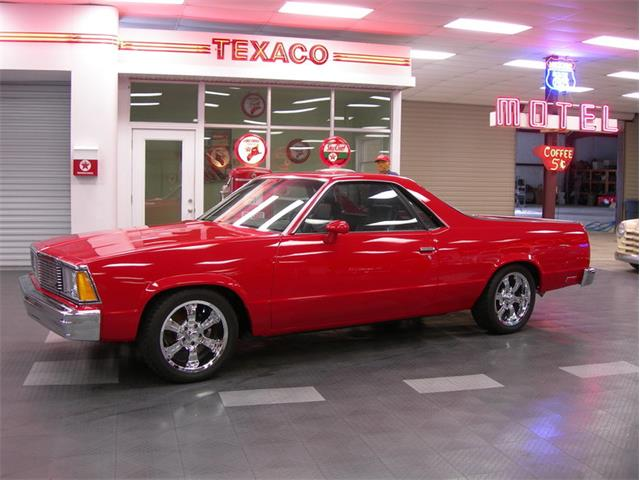 Picture of '81 El Camino - NQRH