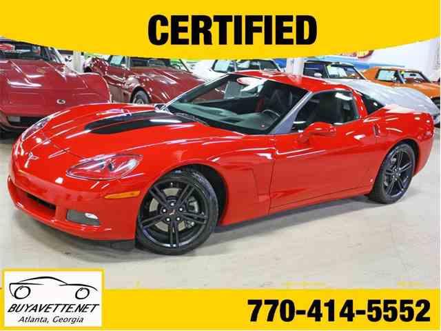Picture of '08 Corvette - NQRI