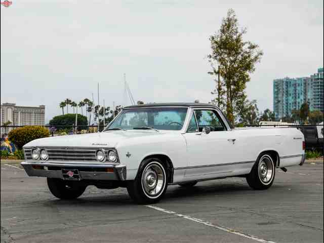 Picture of '67 El Camino - NQS3