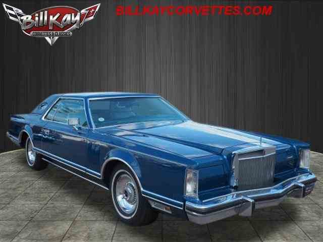 Picture of '77 Continental Mark V - NQS8