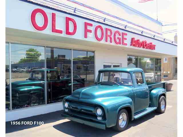 Picture of '56 F100 - NQSB