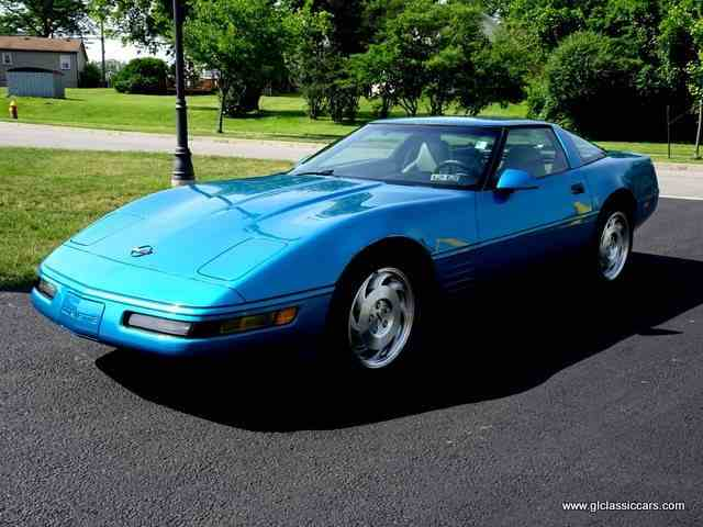 Picture of '94 Corvette - NQSU