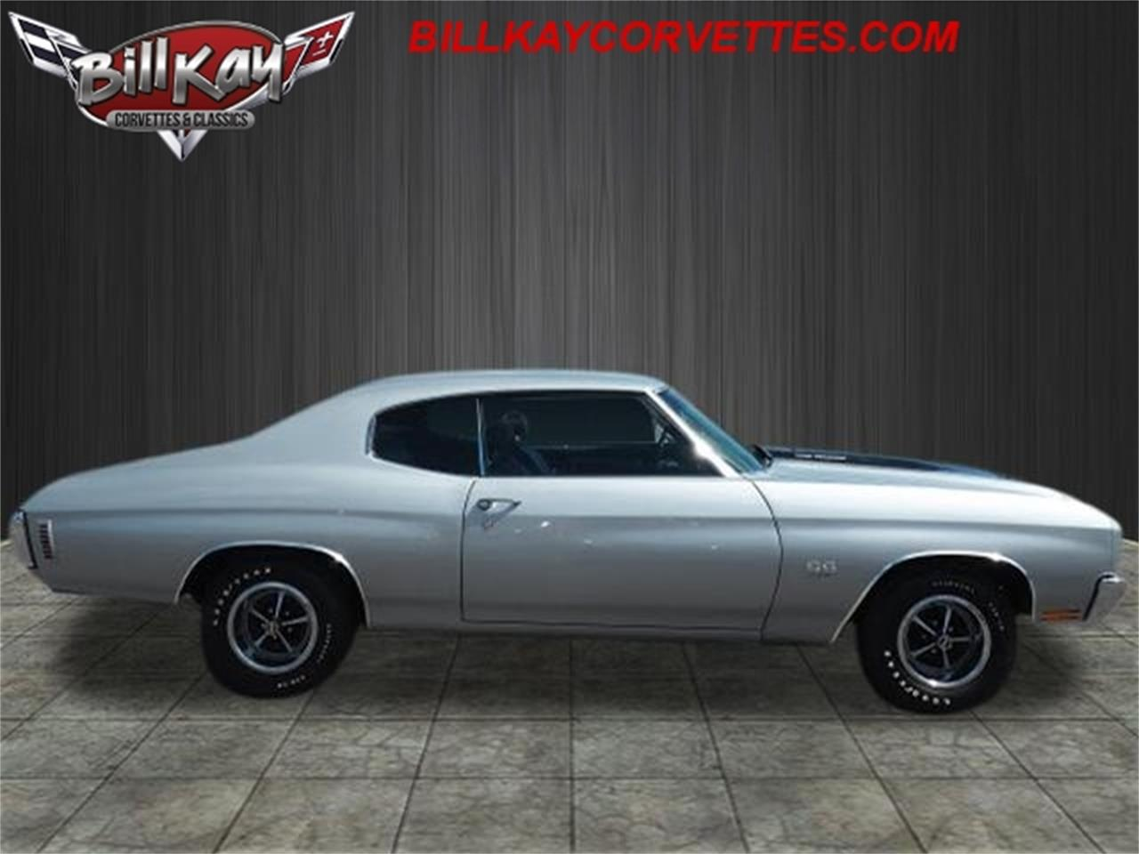 Large Picture of '70 Chevelle - NQSV