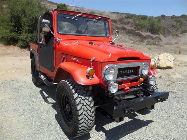 Picture of '68 Land Cruiser FJ - NQT7