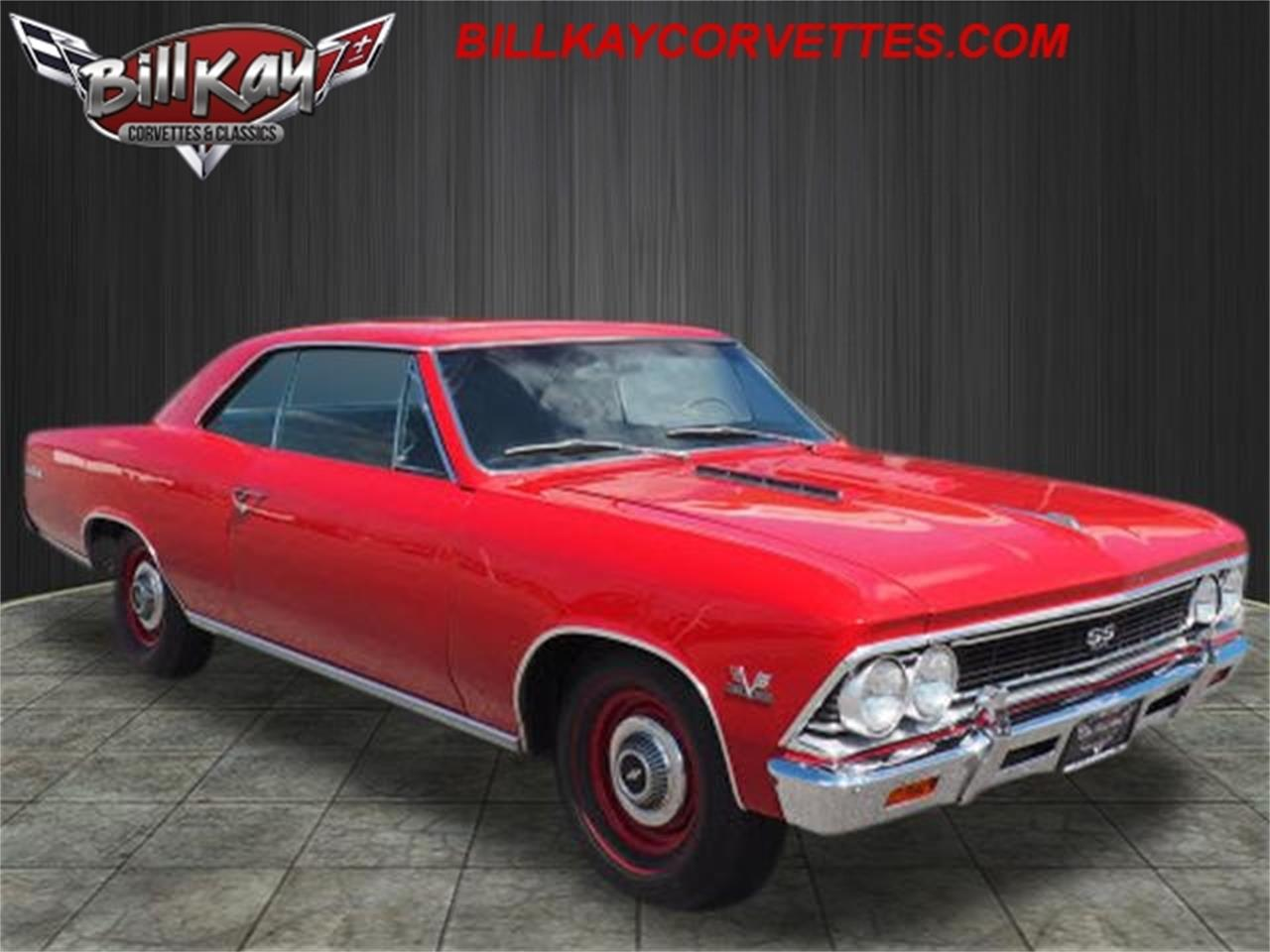 Large Picture of '66 Chevelle - NQTF