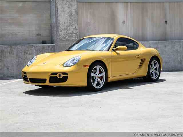 Picture of '07 Cayman - NQTM