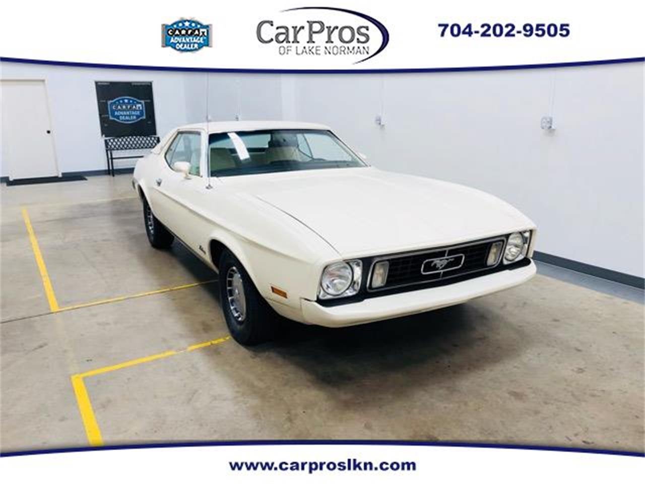 For Sale: 1973 Ford Mustang in Mooresville, North Carolina