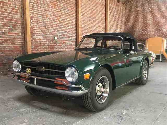 Picture of '74 TR6 - NQTR