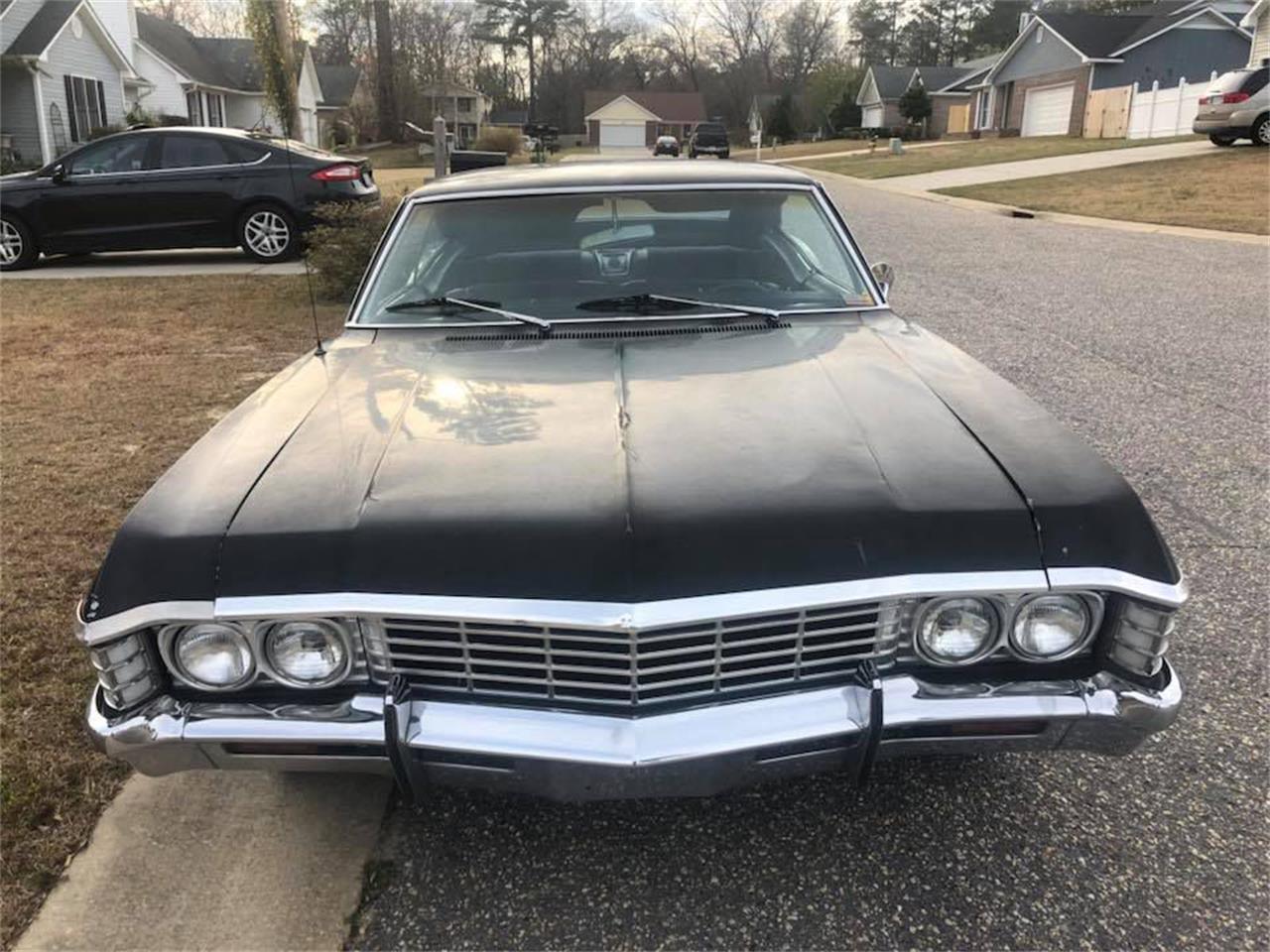 1967 Chevrolet Impala ...