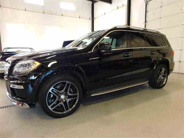 Picture of '16 GL450 - NQTY