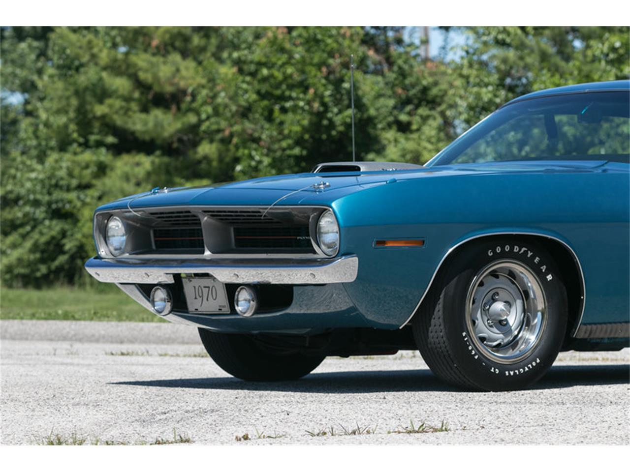Large Picture of '70 Barracuda - NLDI