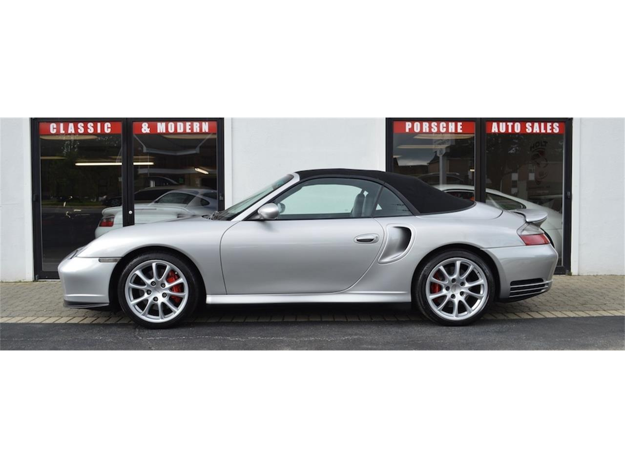 Large Picture of 2004 Porsche 996 Turbo Cabriolet located in West Chester Pennsylvania - $46,500.00 - NQV0