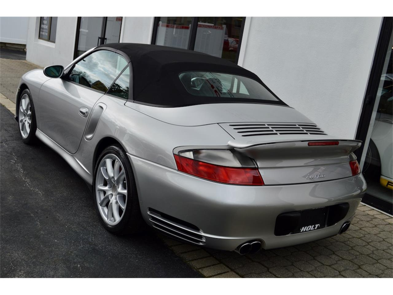 Large Picture of 2004 Porsche 996 Turbo Cabriolet - $46,500.00 Offered by Holt Motorsports - NQV0