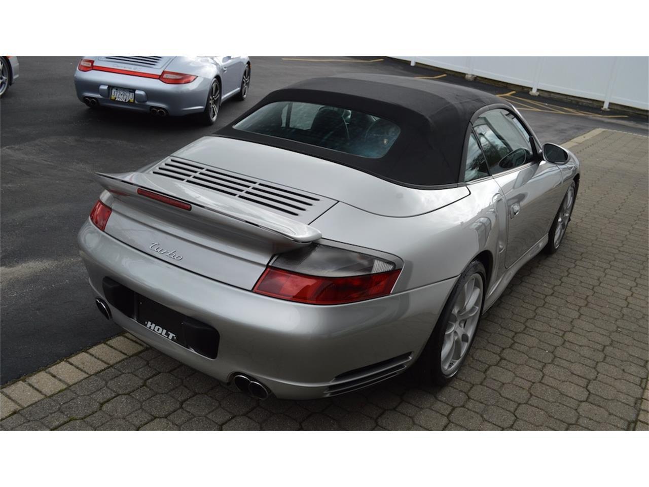 Large Picture of 2004 Porsche 996 Turbo Cabriolet - $46,500.00 - NQV0