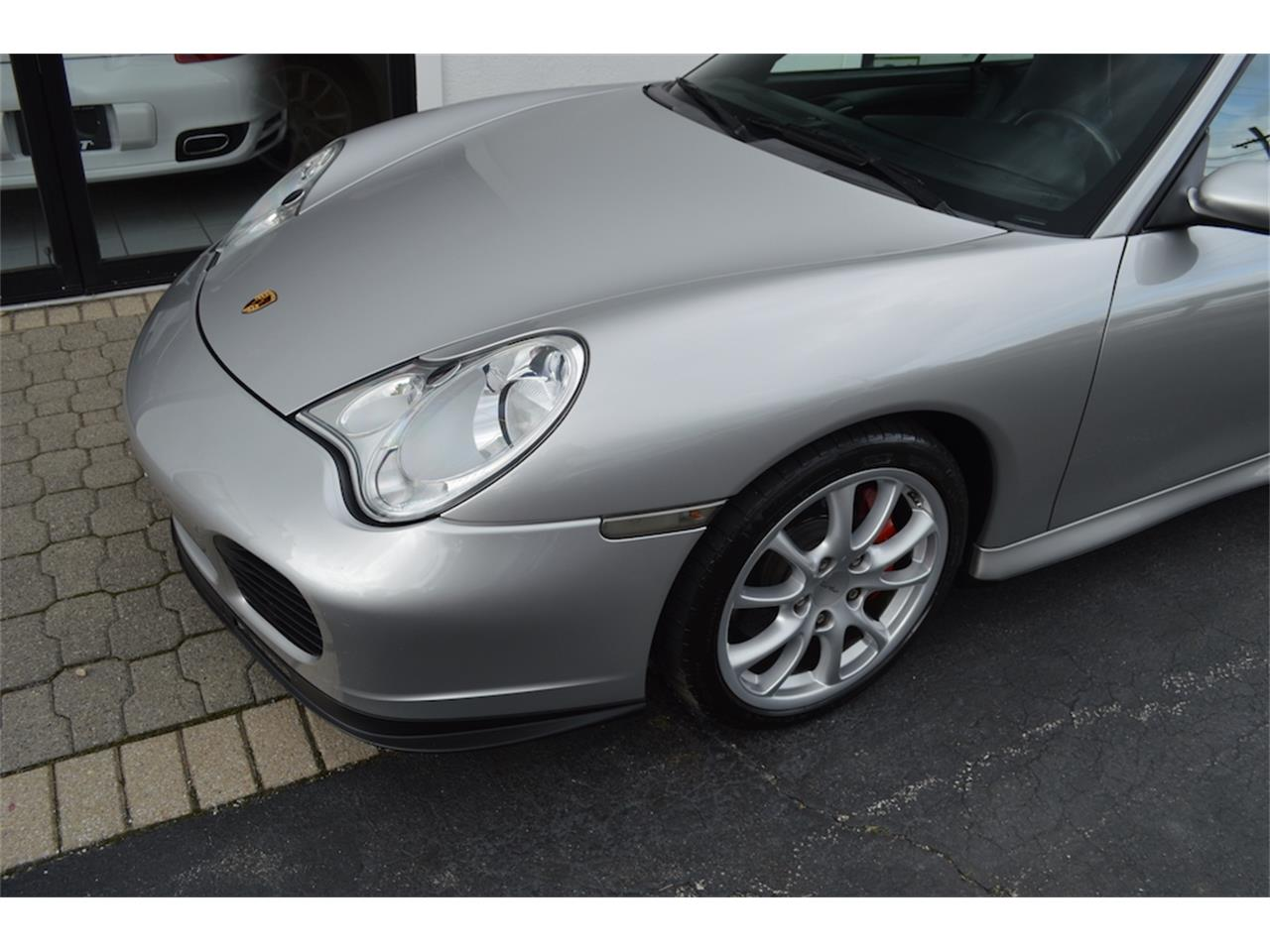 Large Picture of 2004 Porsche 996 Turbo Cabriolet located in West Chester Pennsylvania - $46,500.00 Offered by Holt Motorsports - NQV0