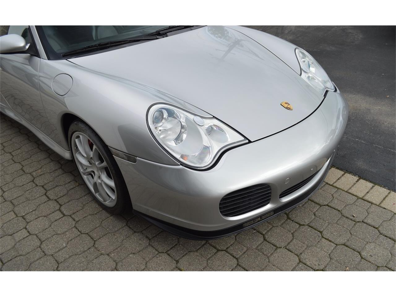 Large Picture of '04 Porsche 996 Turbo Cabriolet located in Pennsylvania Offered by Holt Motorsports - NQV0