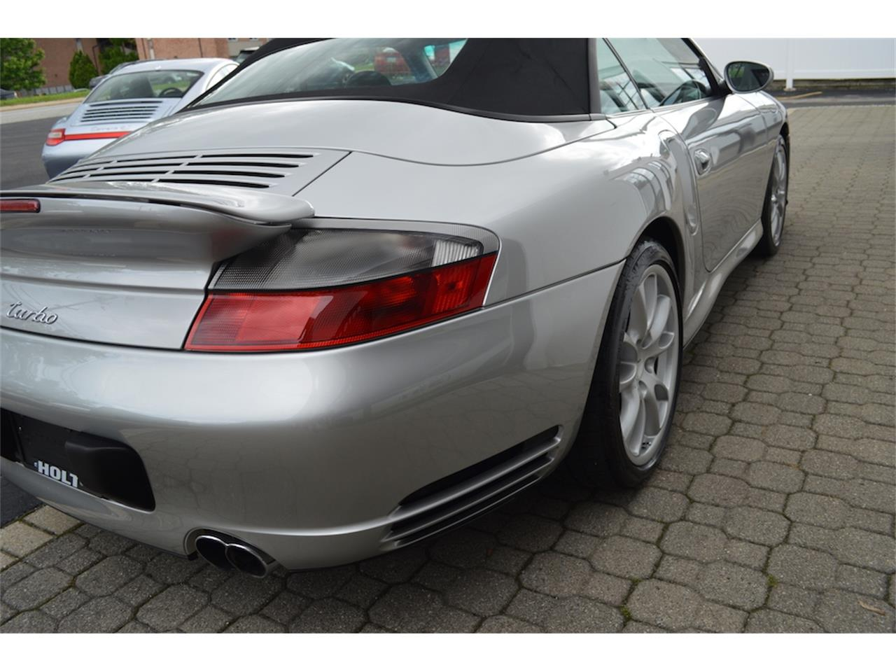 Large Picture of 2004 Porsche 996 Turbo Cabriolet Offered by Holt Motorsports - NQV0