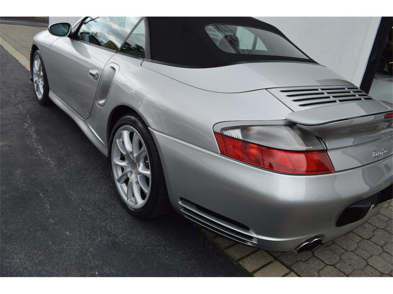 Large Picture of '04 996 Turbo Cabriolet - $46,500.00 Offered by Holt Motorsports - NQV0