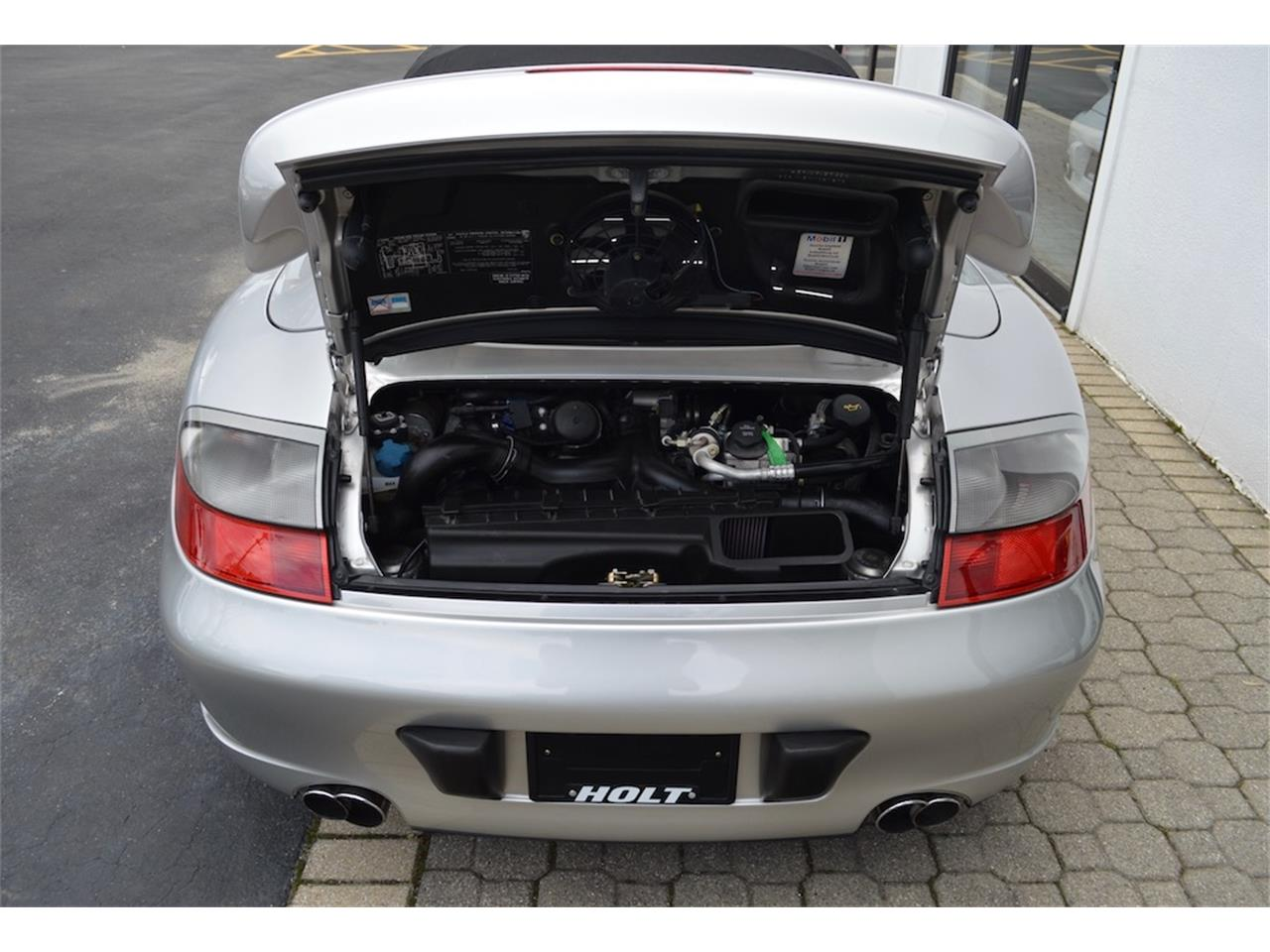 Large Picture of '04 996 Turbo Cabriolet located in West Chester Pennsylvania Offered by Holt Motorsports - NQV0