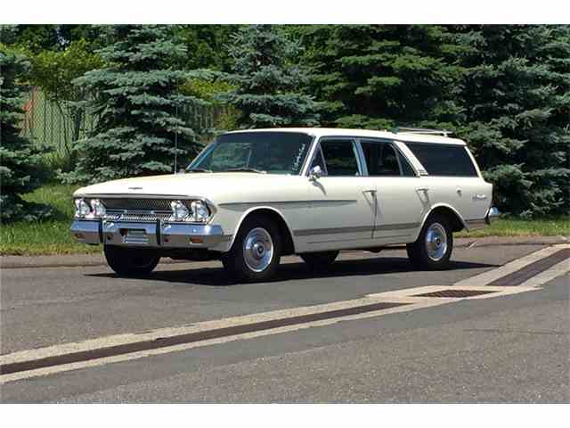 Picture of Classic 1963 Rambler CROSS COUNTRY located in Uncasville Connecticut Offered by  - NLDJ