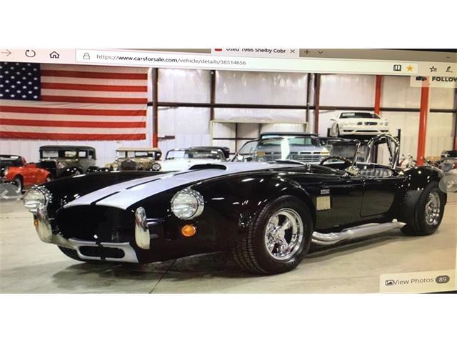 Picture of '66 Cobra - NQVP