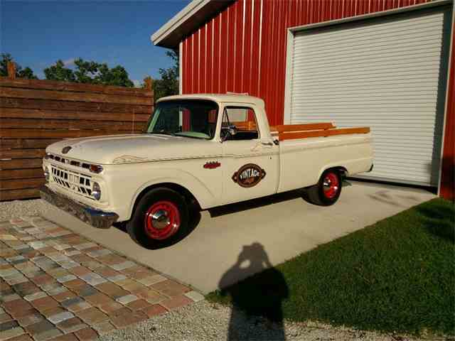 Picture of '65 F100 - NQVQ