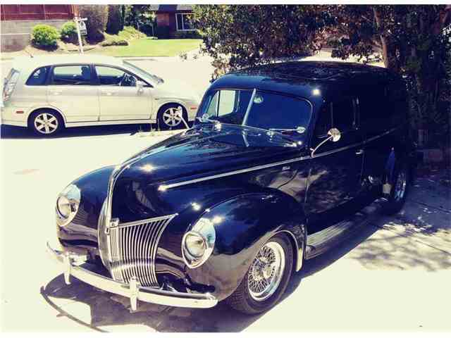 Picture of '40 Sedan Delivery - NQVT