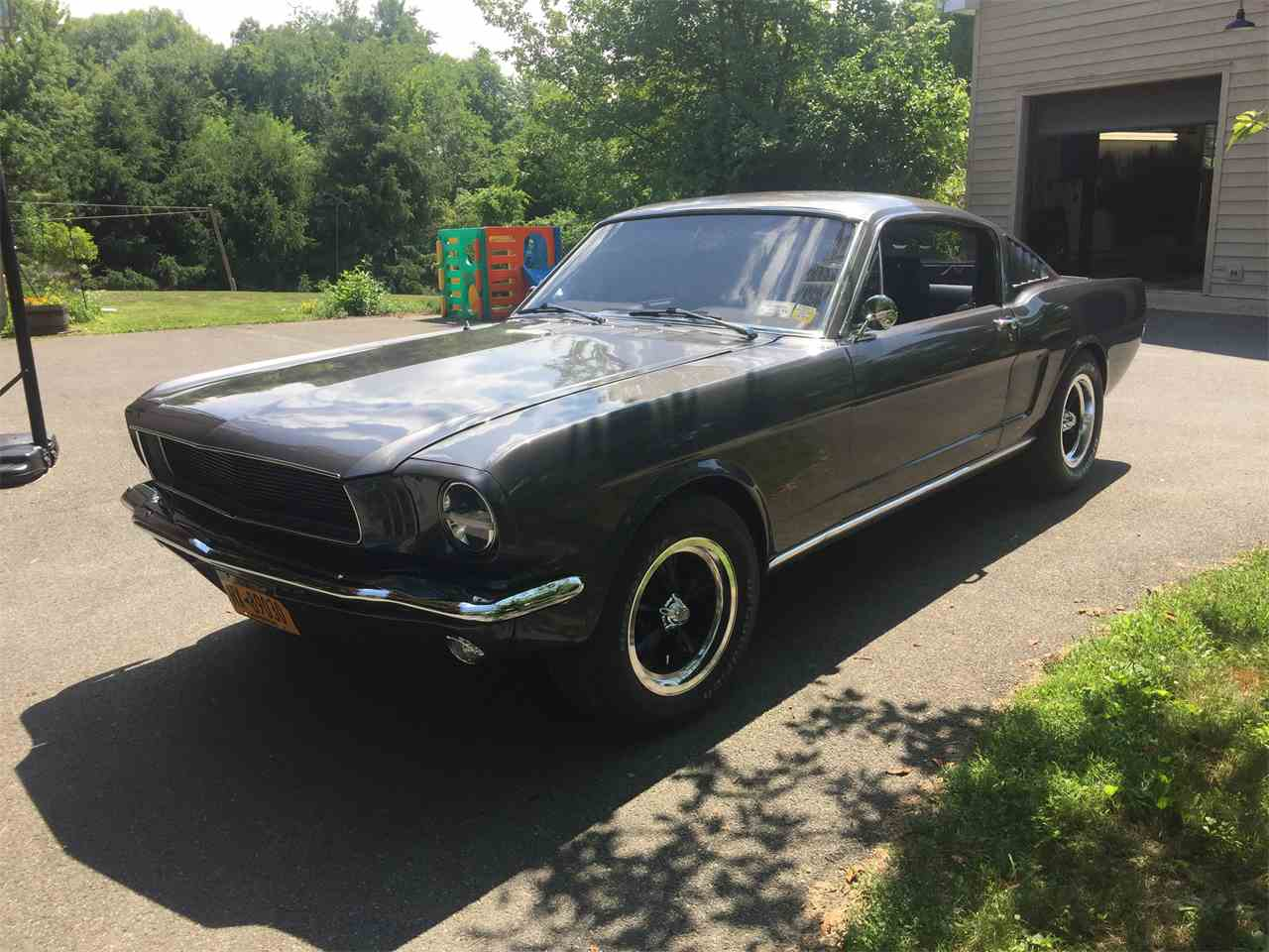 Large Picture of '66 Mustang - NQVU