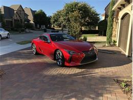 2018 Lexus Lc500 For Sale Classiccars Com Cc 1107972