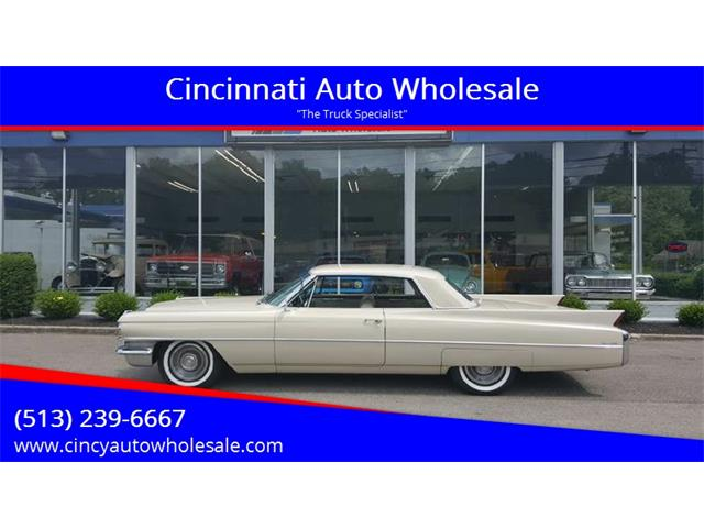 Picture of '63 DeVille - NQX5