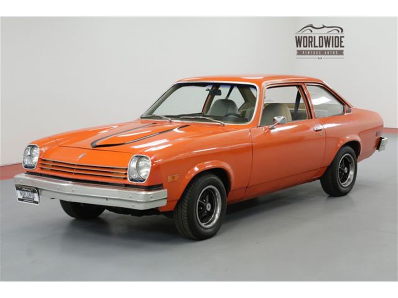 For Sale 1976 Chevrolet Vega In Denver Colorado
