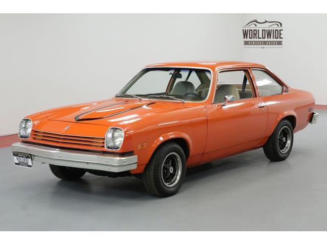 Picture of 1976 Vega located in Denver  Colorado - NQXN