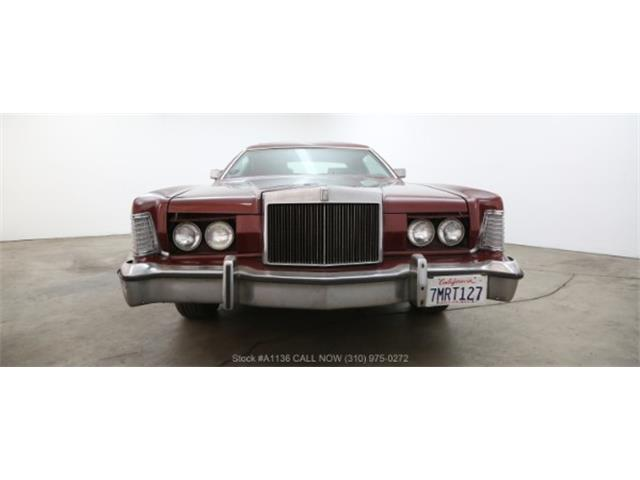 Picture of '74 Continental Mark IV - NQY2