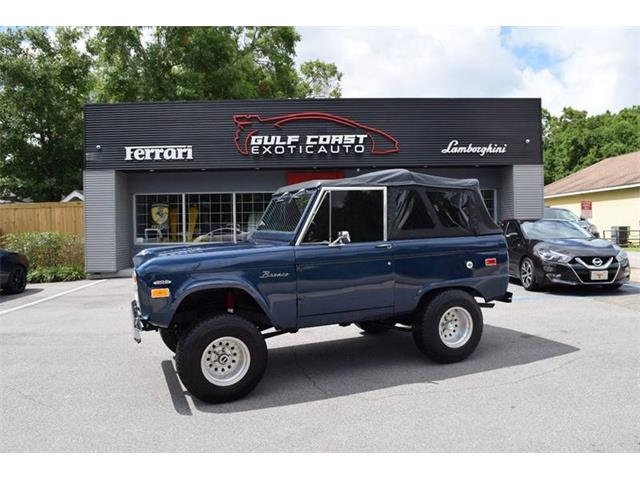 Picture of '72 Bronco - NQY6